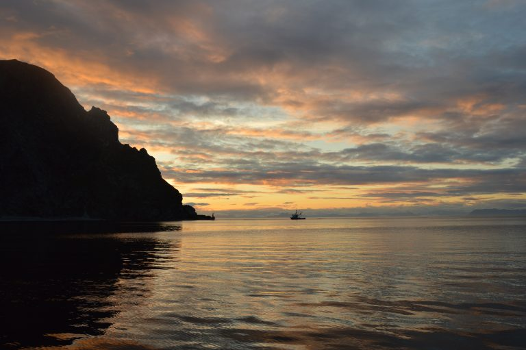 Life is more than writing. Being brave in the face of the unknown | Sailing the Inside Passage | FishwifeWrites | Tyler-Rose Counts